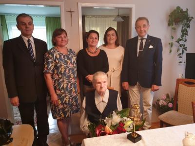 100 lat Pani Aleksandry Daniluk